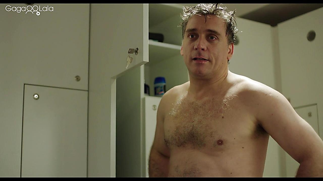 Lior Ashkenazi sexy shirtless scene June 11, 2020, 11am