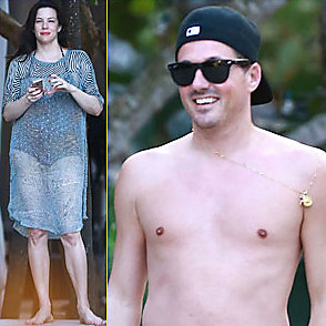 Liv Tyler latest sexy shirtless April 6, 2015, 12pm