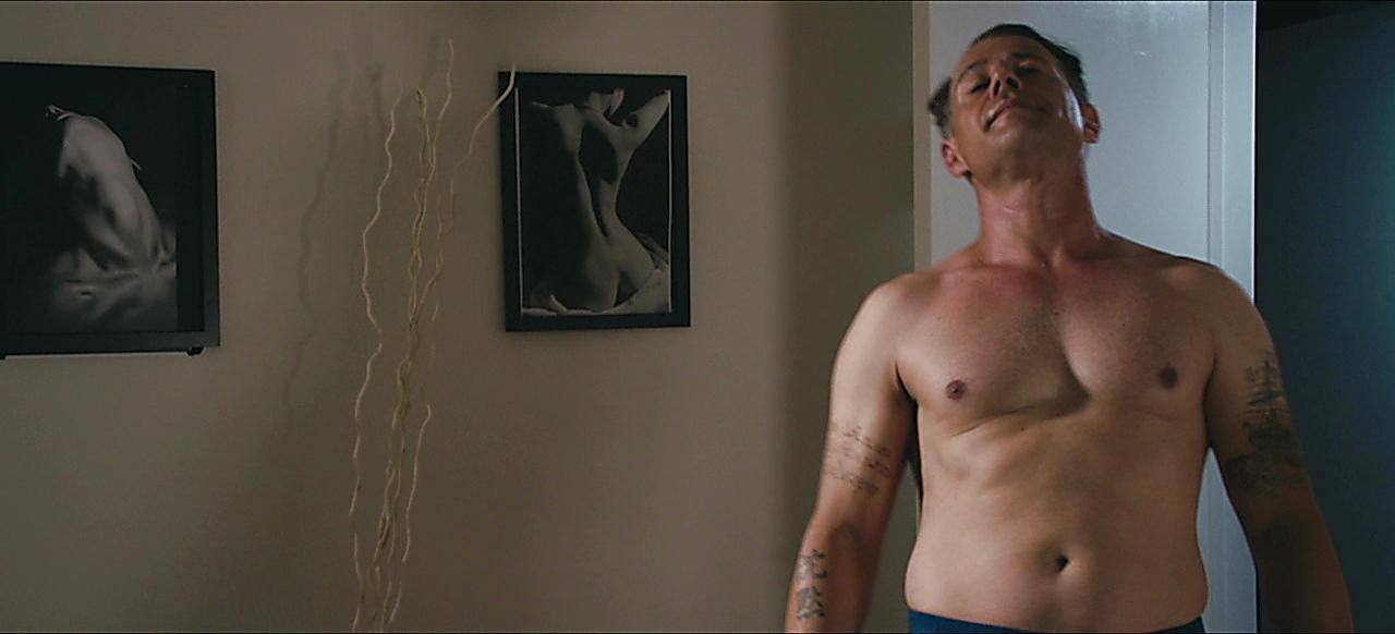 Louis Mandylor sexy shirtless scene July 9, 2019, 12pm