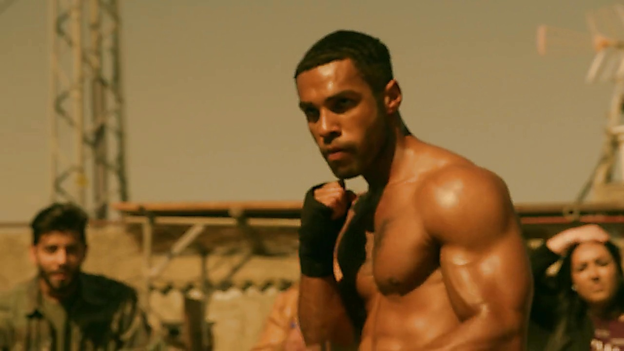 Lucien Laviscount sexy shirtless scene September 13, 2018, 12pm