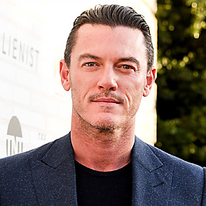 Luke Evans latest sexy shirtless August 5, 2018, 12pm