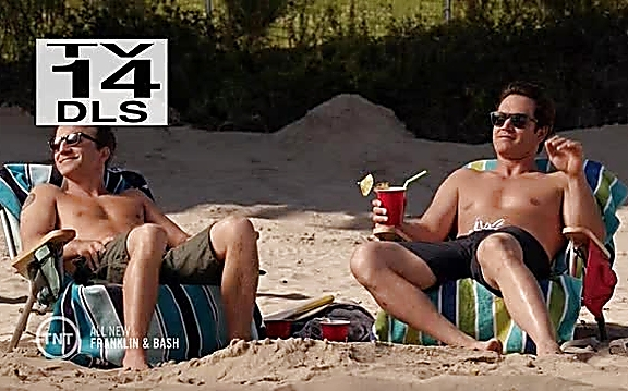 Mark Paul Gosselaar sexy shirtless scene September 7, 2014, 3pm