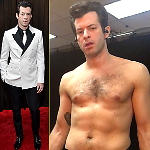 Mark Ronson latest sexy shirtless February 10, 2019, 7pm