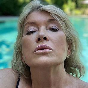 Martha Stewart latest sexy shirtless July 21, 2020, 11pm