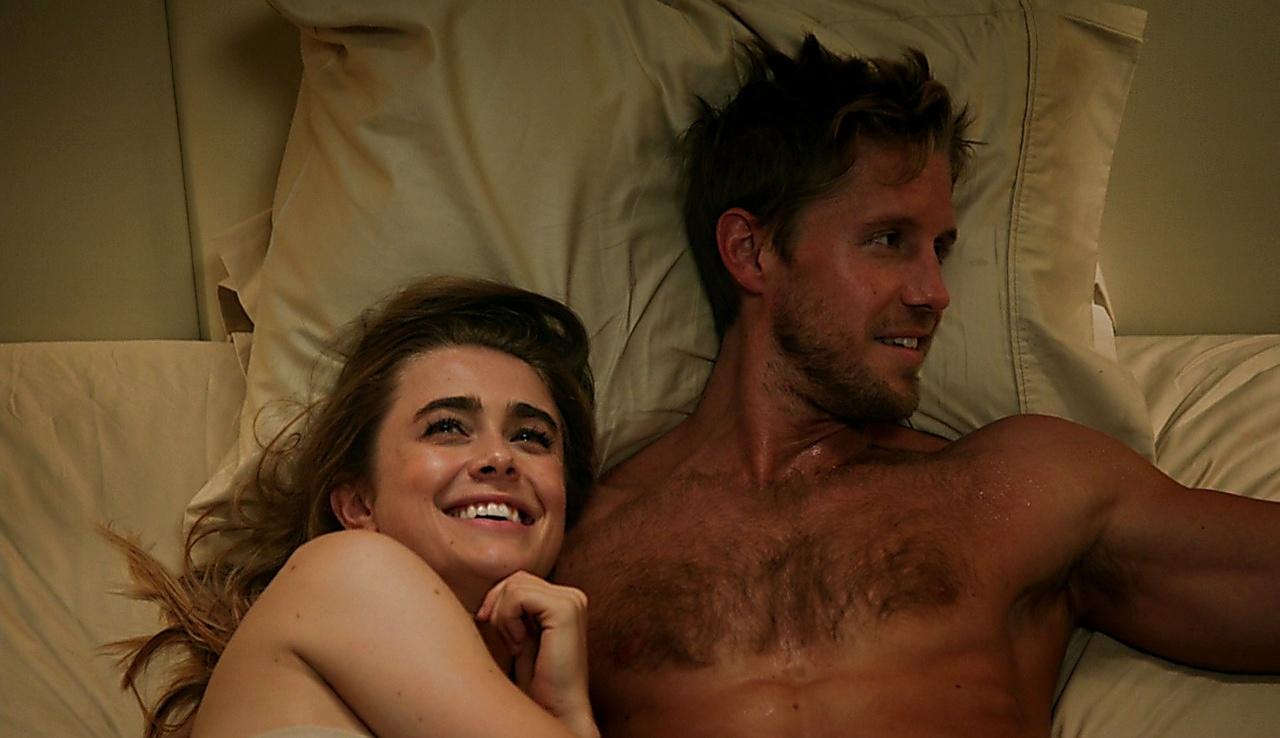 Matt Barr sexy shirtless scene November 21, 2017, 2pm