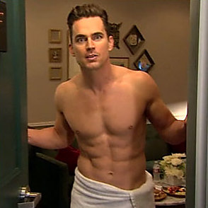 Matt Bomer latest sexy shirtless October 19, 2015, 12pm