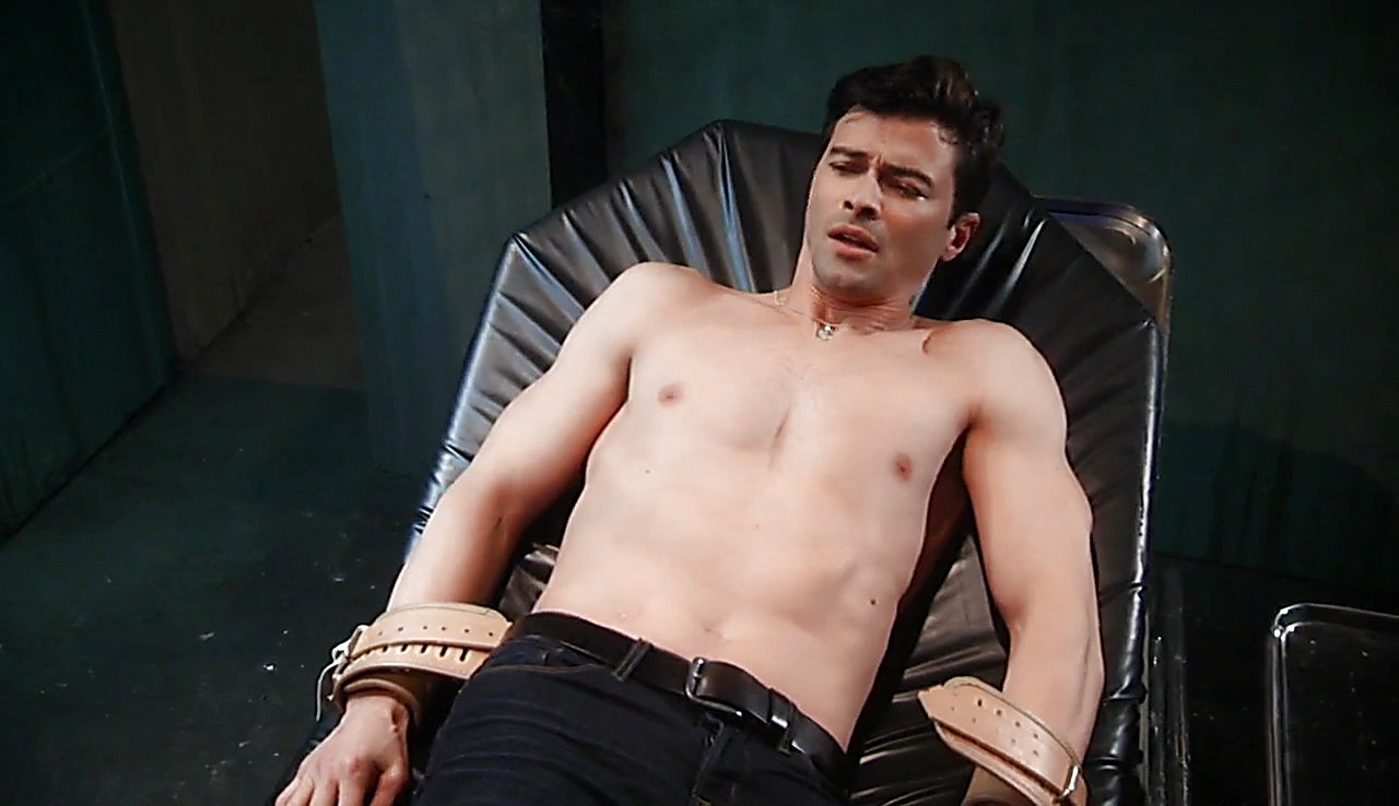 Matt Cohen sexy shirtless scene March 8, 2017, 12pm