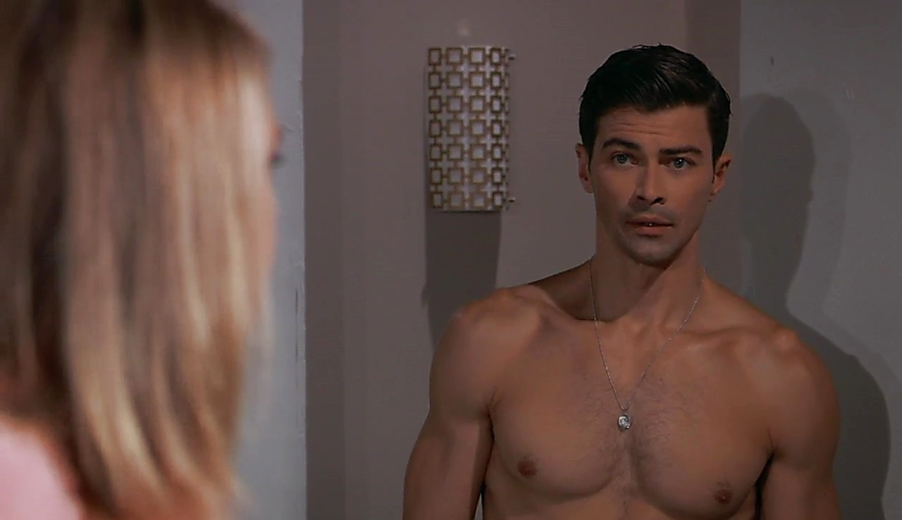 Matt Cohen sexy shirtless scene August 10, 2018, 12pm