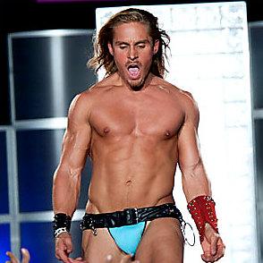 Matt Felker latest sexy shirtless February 11, 2014, 5pm
