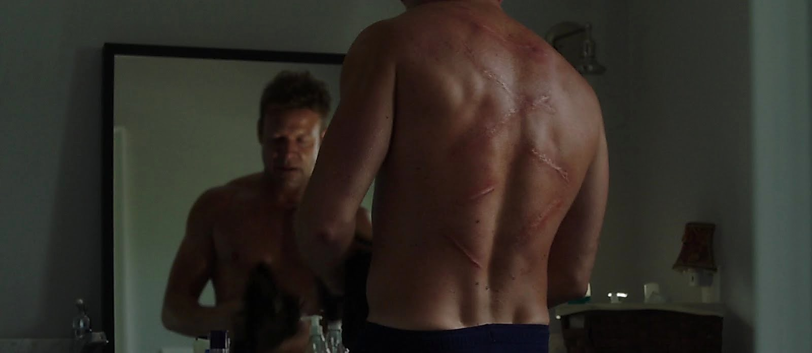 Matt Passmore latest sexy shirtless scene January 9, 2018, 1pm