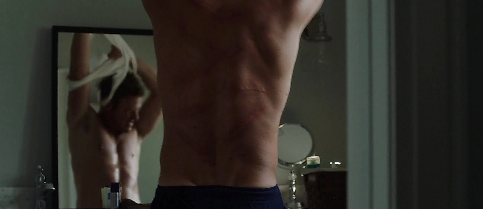 Matt Passmore sexy shirtless scene January 9, 2018, 1pm