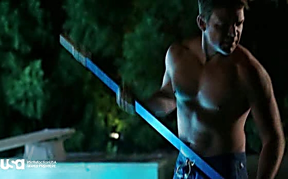 Matt Passmore sexy shirtless scene July 21, 2014, 1pm