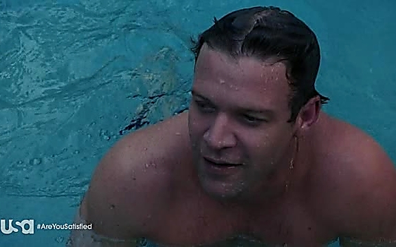 Matt Passmore sexy shirtless scene September 1, 2014, 1pm