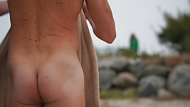 Matt Passmore sexy shirtless scene April 15, 2021, 3am