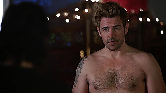 Matt Ryan sexy shirtless scene September 11, 2021, 1pm
