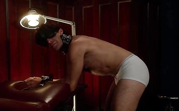 Matt Walton sexy shirtless scene October 22, 2014, 8pm