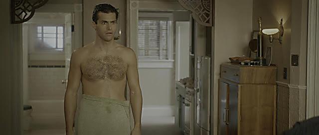 Matthew Daddario sexy shirtless scene June 17, 2021, 2am