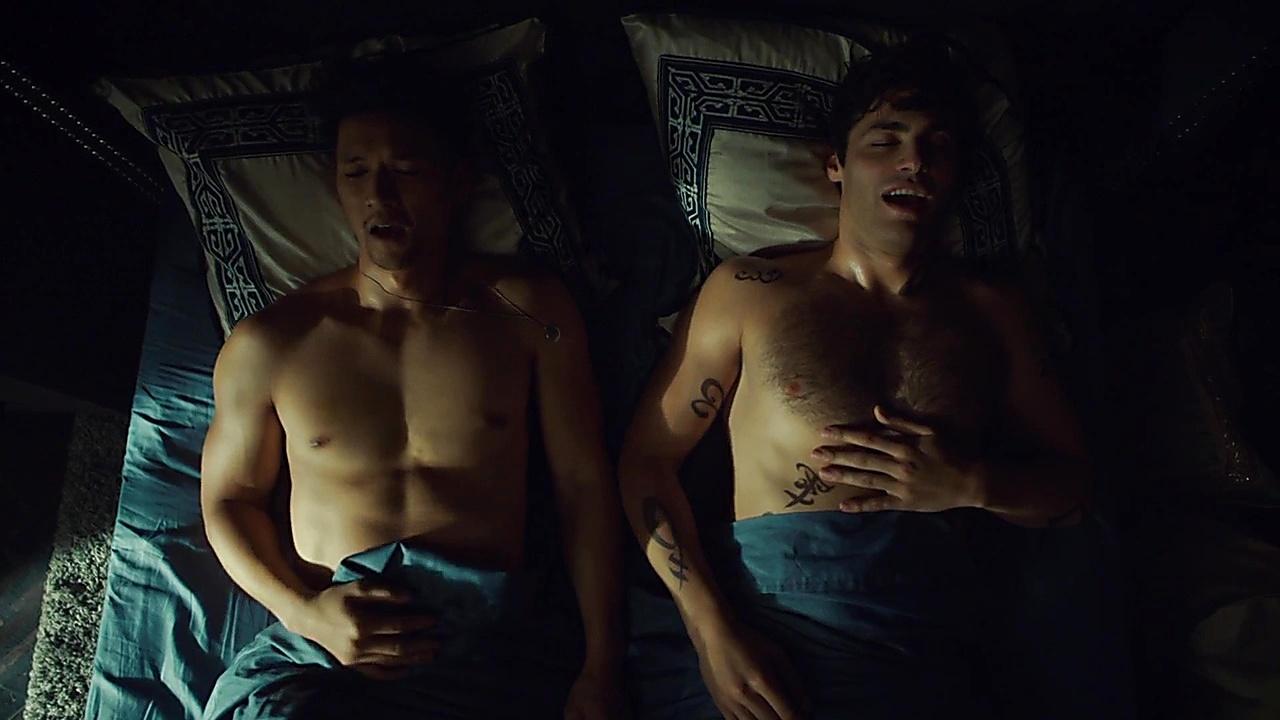 Matthew Daddario sexy shirtless scene March 5, 2019, 9am