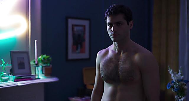 Matthew Daddario sexy shirtless scene March 12, 2021, 6am