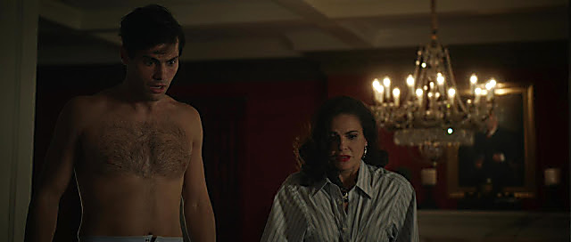 Matthew Daddario sexy shirtless scene June 3, 2021, 3am