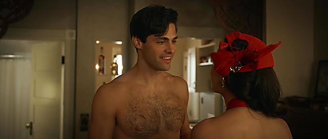 Matthew Daddario sexy shirtless scene July 1, 2021, 6am