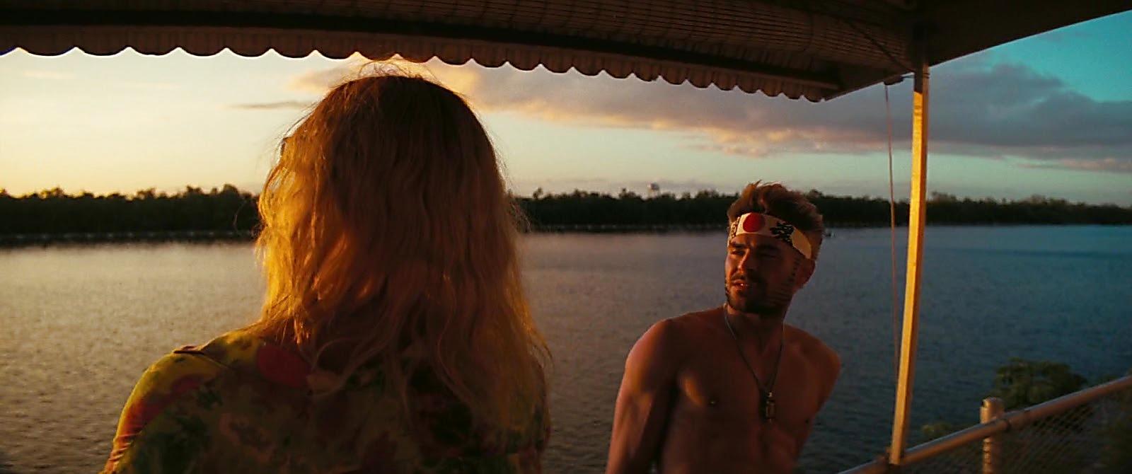 Matthew Mcconaughey sexy shirtless scene June 7, 2019, 12pm