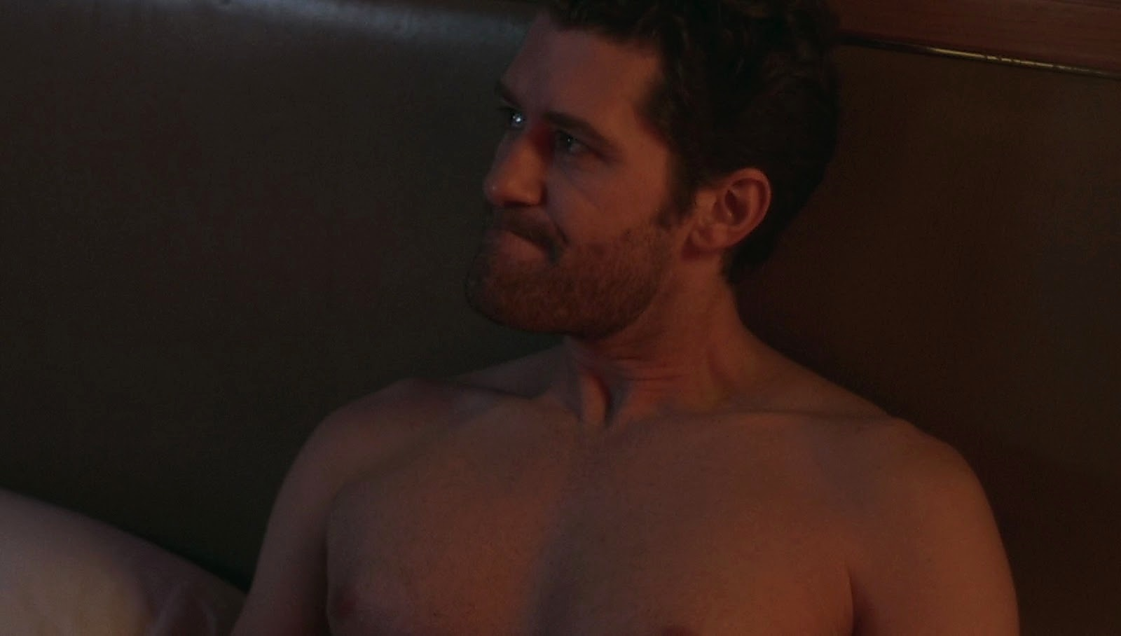 Matthew Morrison latest sexy shirtless scene May 2, 2017, 12pm
