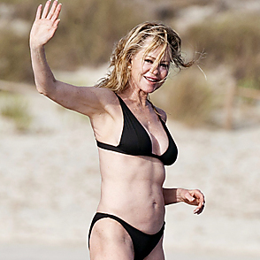Melanie Griffith latest sexy shirtless July 4, 2019, 8pm