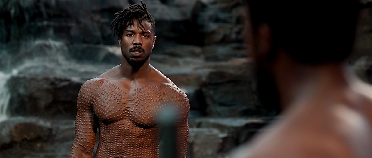 Michael B Jordan Black Panther 2018 05 03 0