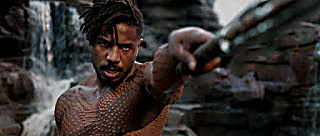 Michael B Jordan Black Panther 2018 05 03 10
