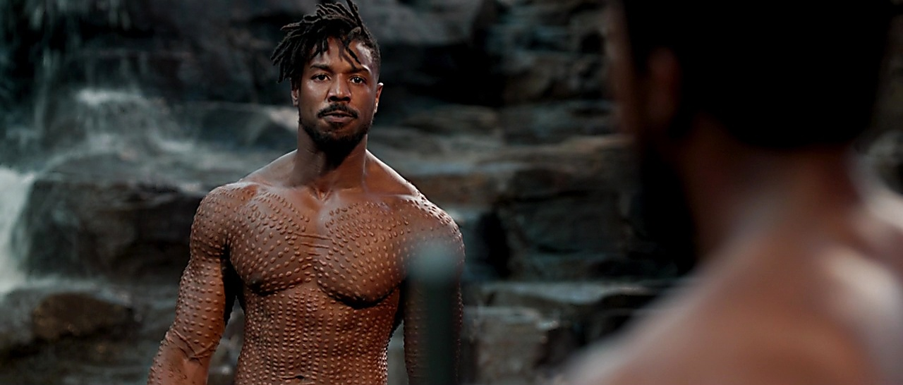 Michael B Jordan Black Panther 2018 05 03 2