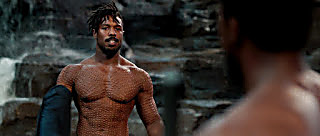 Michael B Jordan Black Panther 2018 05 03 6