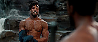 Michael B Jordan Black Panther 2018 05 03 7