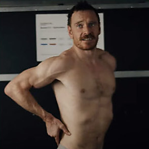 Michael Fassbender latest sexy shirtless November 1, 2019, 6pm