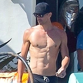 Michael Phelps latest sexy shirtless July 3, 2020, 1am