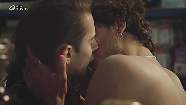 Mika sexy shirtless scene June 19, 2021, 12pm