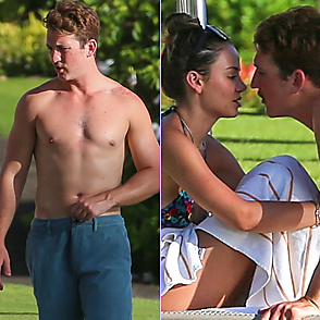Miles Teller latest sexy shirtless June 3, 2019, 12pm