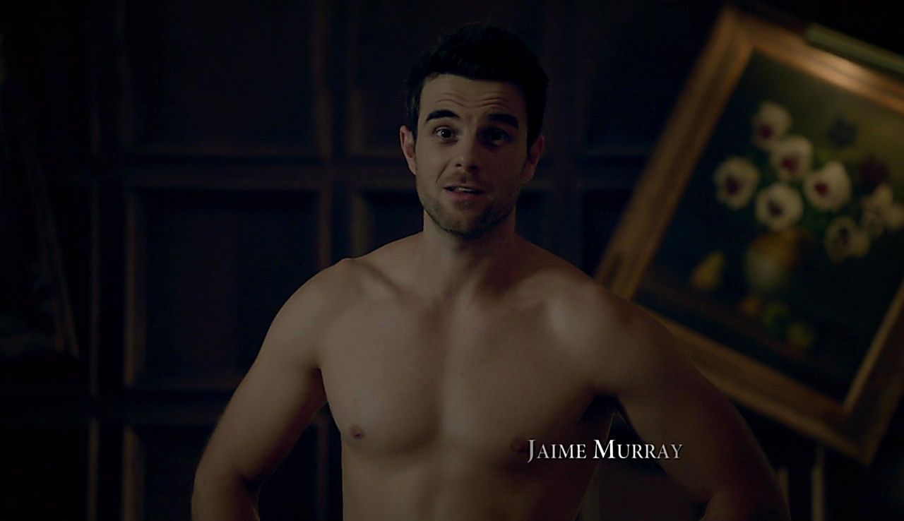 Nathaniel Buzolic sexy shirtless scene June 14, 2018, 12pm
