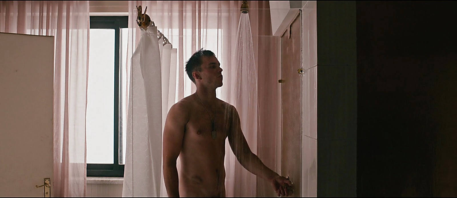 Nicholas Hoult sexy shirtless scene April 22, 2017, 1pm