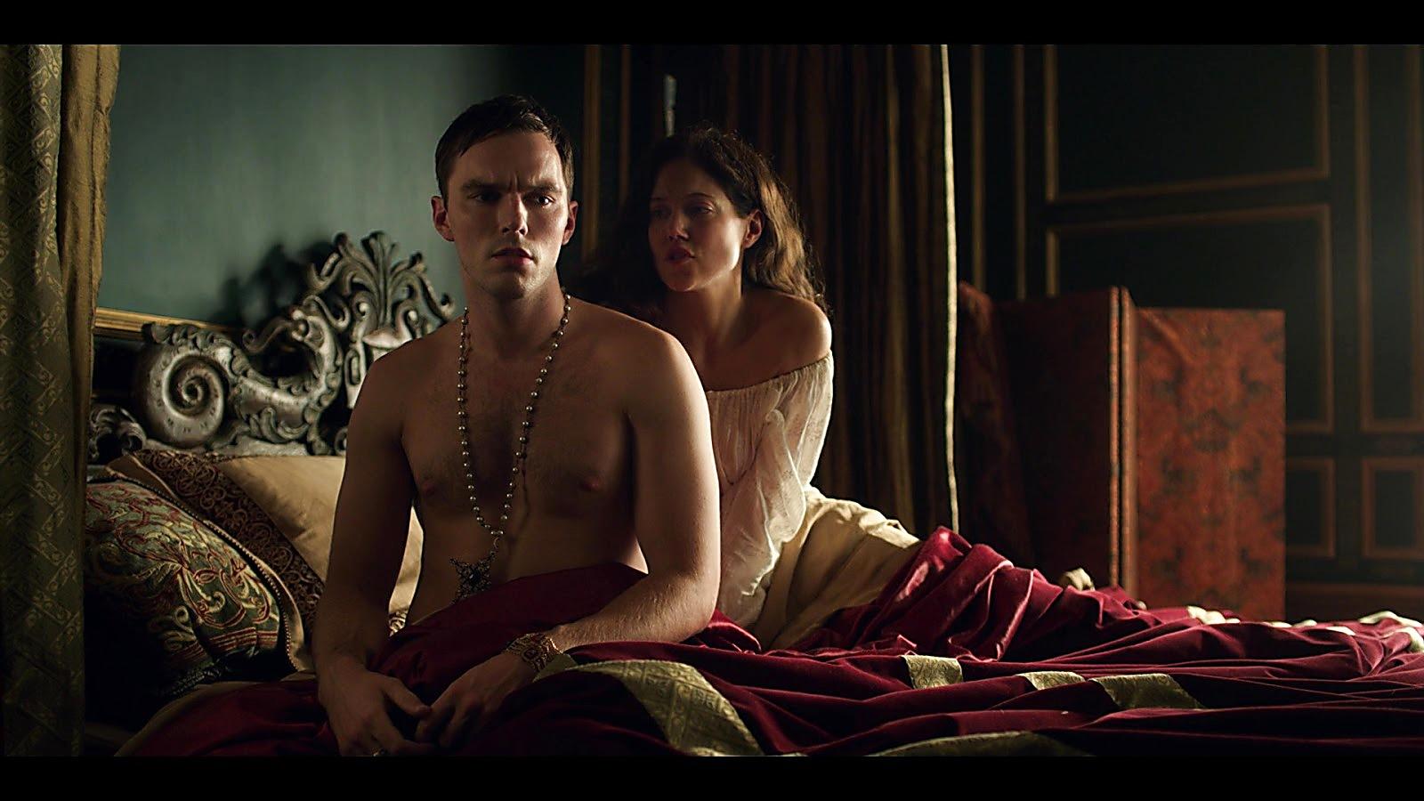 Nicholas Hoult sexy shirtless scene June 25, 2020, 12pm
