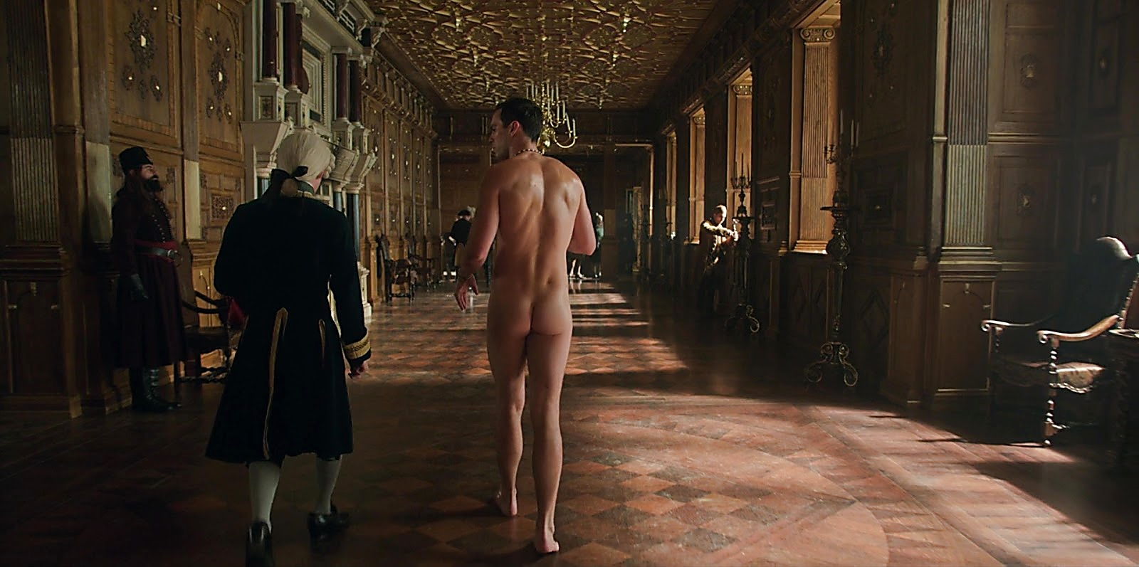 Nicholas Hoult sexy shirtless scene May 16, 2020, 1pm