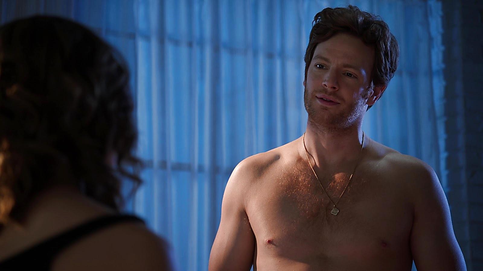 Nick Gehlfuss sexy shirtless scene March 11, 2020, 8am