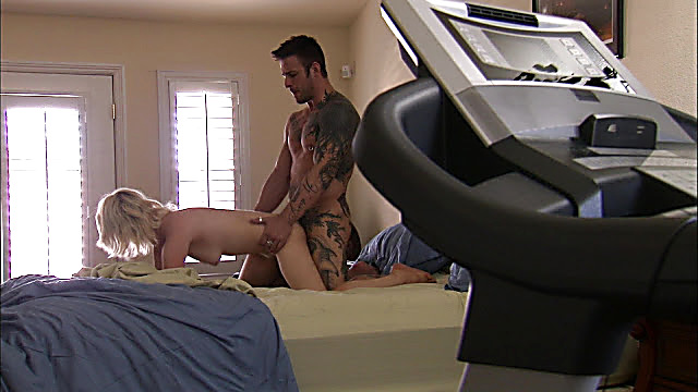 Nick Hawk sexy shirtless scene April 18, 2021, 12pm