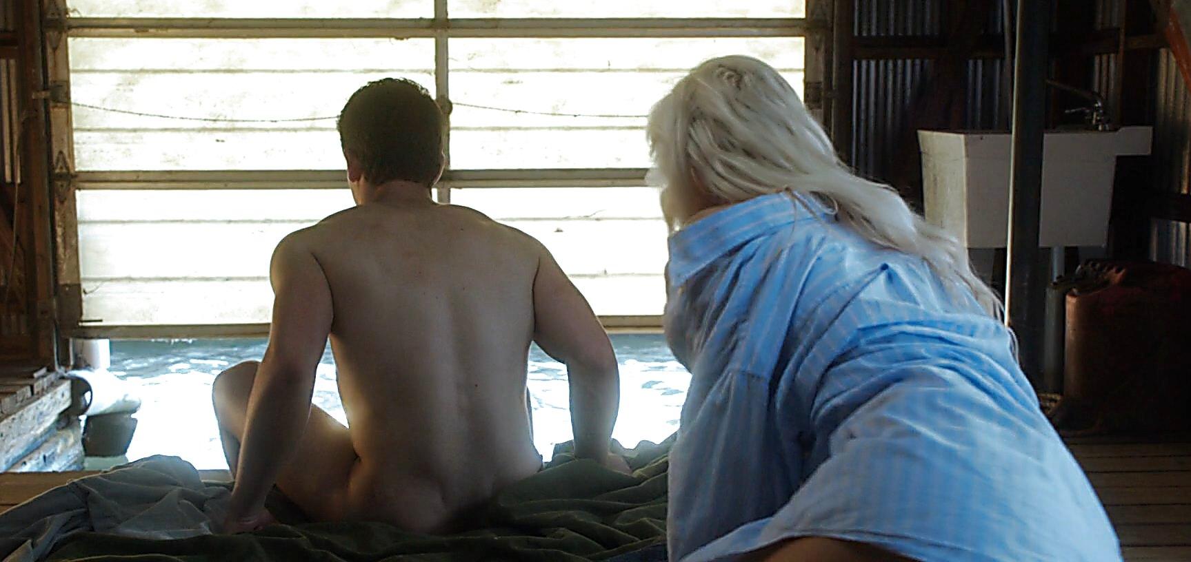 Nick Jonas sexy shirtless scene April 1, 2015, 3pm