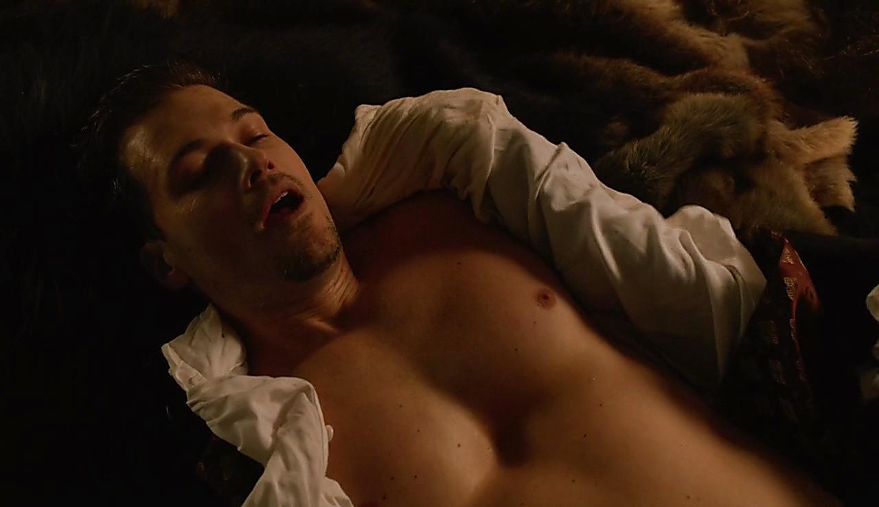 Nick Zano sexy shirtless scene February 8, 2017, 10am