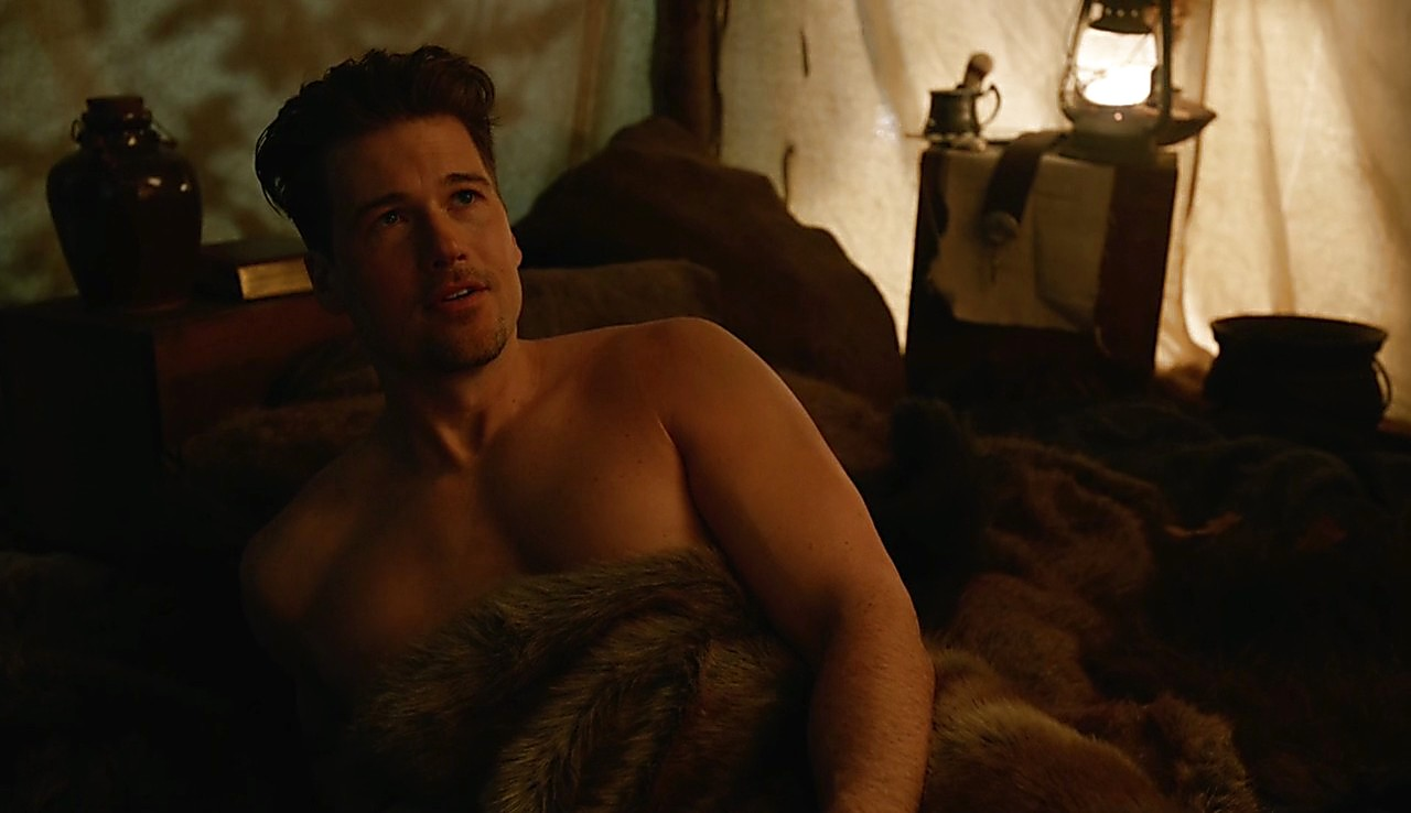 Nick Zano latest sexy shirtless scene February 8, 2017, 10am