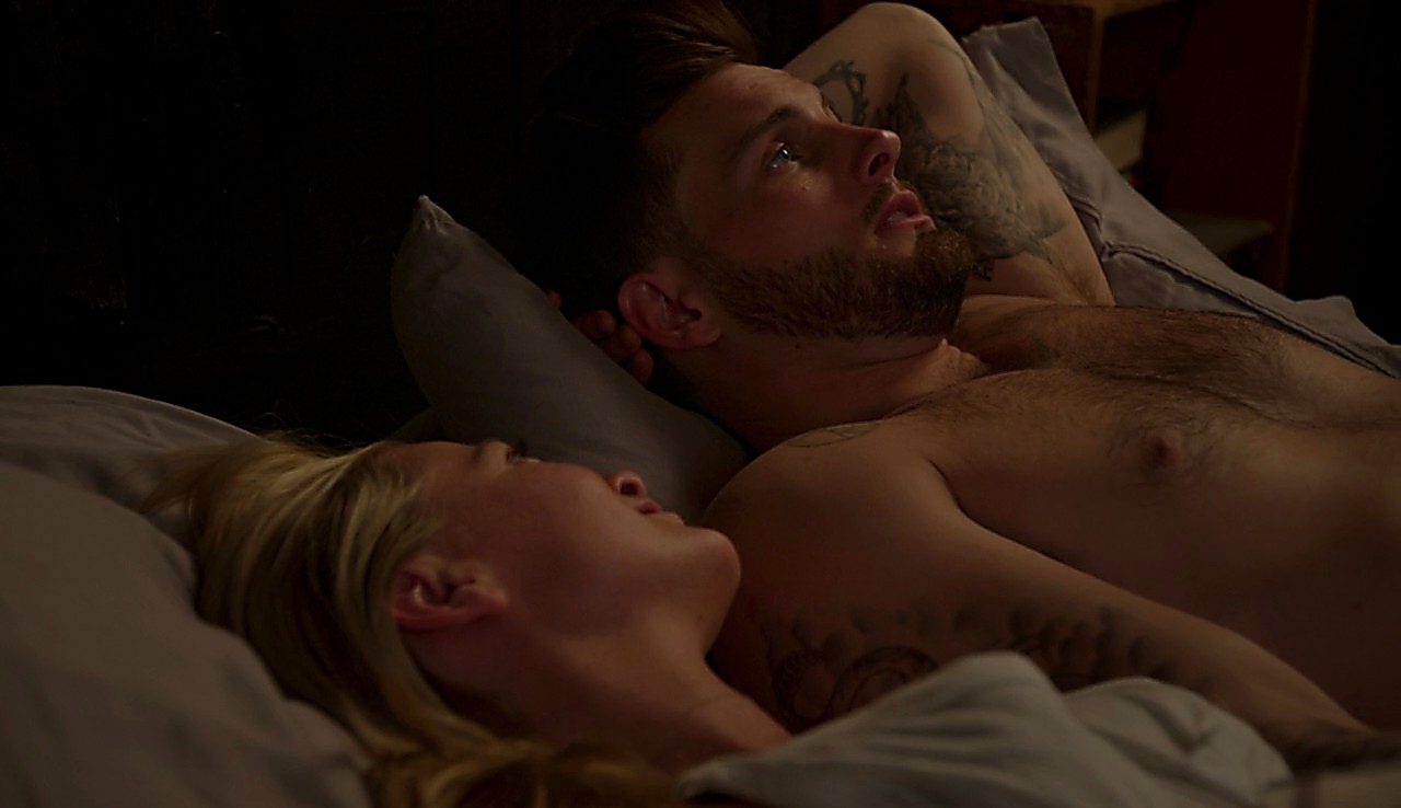 Nico Tortorella sexy shirtless scene July 27, 2017, 11am