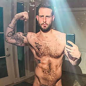 Nico Tortorella latest sexy shirtless January 4, 2020, 11pm