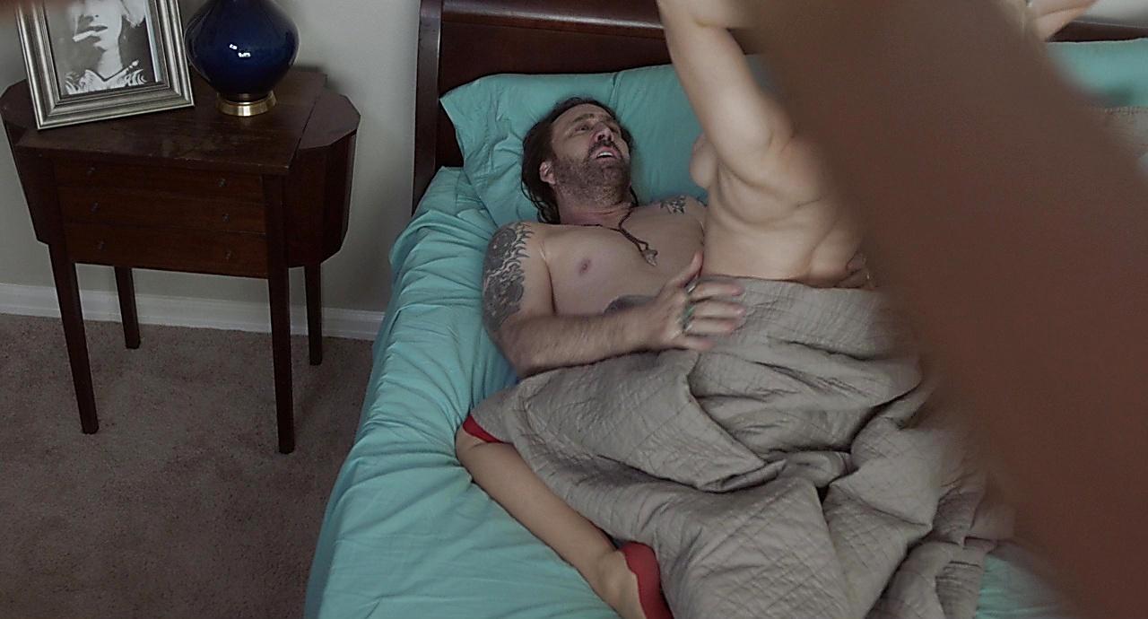 Nicolas Cage latest sexy shirtless scene October 10, 2018, 11am
