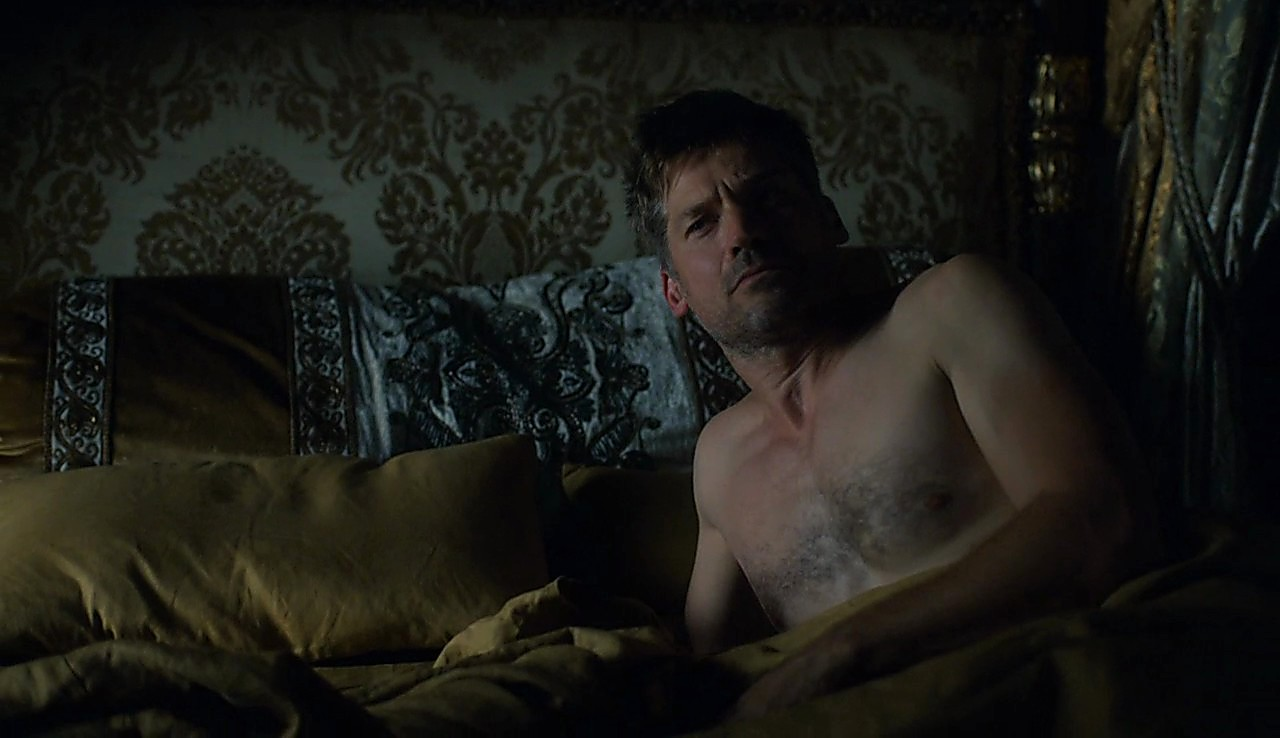 Nikolaj Coster Waldau sexy shirtless scene July 31, 2017, 10am